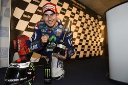 El ganador, Jorge Lorenzo