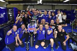 Победитель - Хорхе Лоренцо, Yamaha Factory Racing