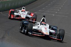 Will Power和Simon Pagenaud, Penske雪佛兰车队
