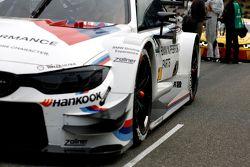 Detalle del BMW M4 DTM