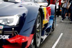 Detalles del Audi RS5 DTM