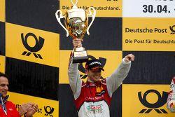 Подиум: 2ое место - Эдоардо Мортара, Audi Sport Team Abt Audi RS 5 DTM