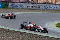 Matthew Rao, Fortec Motorsports Dallara F312 Mercedes-Benz