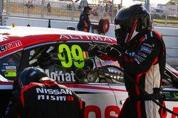 James Moffat, Nissan Motorsports