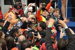 Winner race 2 Norbert Michelisz, Honda Civic WTCC, Zengo Motorsport