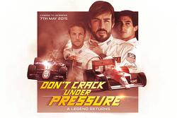 McLaren, Poster-Teaser des neuen Autodesigns