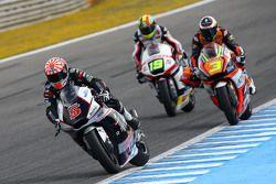 Johann Zarco, Ajo Motorsport, Simone Corsi, Forward Racing e Xavier Siméon, Federal Oil Gresini Moto