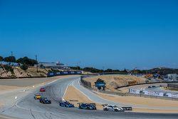 Andretti Hairpin: Kurve 2 in Laguna Seca