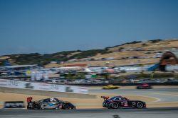 #10 Wayne Taylor Racing Corvette DP: Ricky Taylor, Jordan Taylor and #24 BMW Team RLL BMW Z4 GTE: Jo