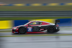 #30 Team Speedcar Audi R8 LMS Ultra : Julien Goujat, Florent Petit
