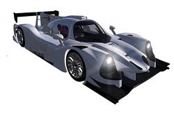 Das neue Ligier-LMP3-Chassis für Graff Racing