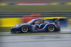 #17 Le Mans GT by Courage Porsche 911 GT3R : Nicolas Misslin, Sacha Bottemanne, Benjamin Lariche