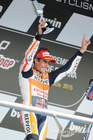 Le deuxième Marc Marquez, Repsol Honda Team