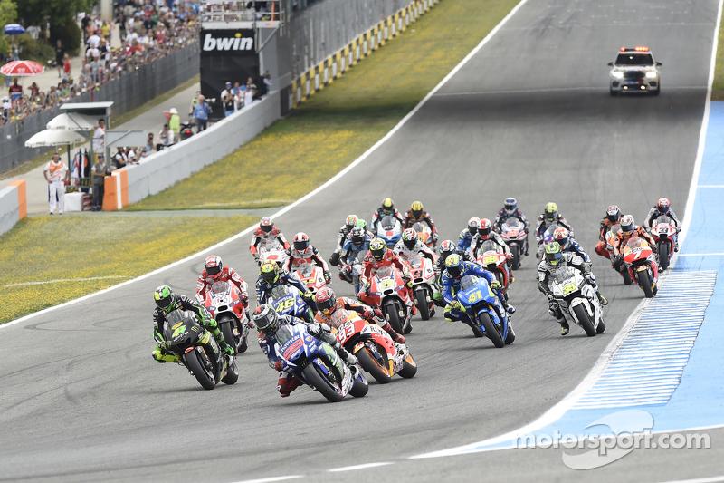 #10 MotoGP - GP d'Espagne 2015