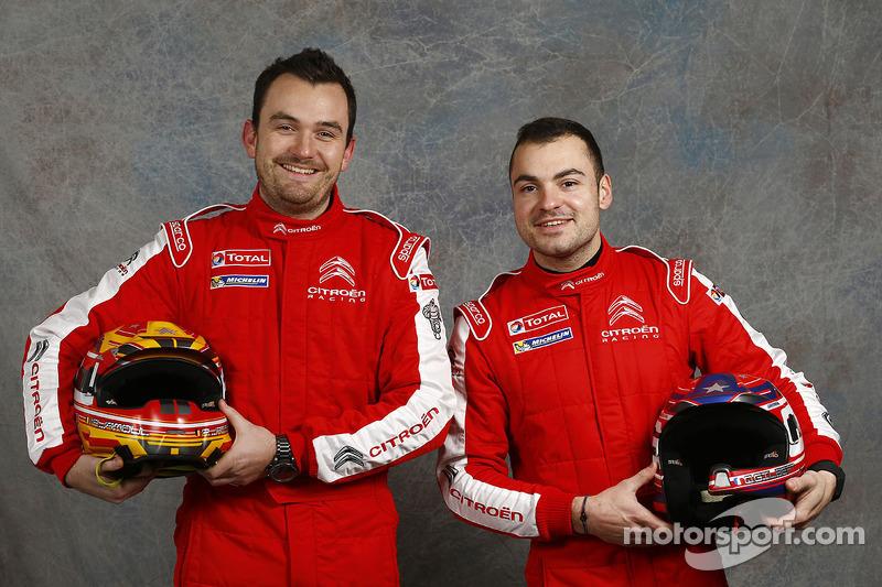 Gilbert Quentin Y Jamoul Renaud, Citroën Racing