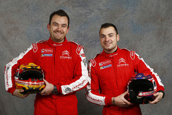 Gilbert Quentin Y Jamoul Renaud, Citroën Racing