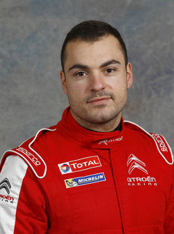 Gilbert Quentin, Citroën Racing