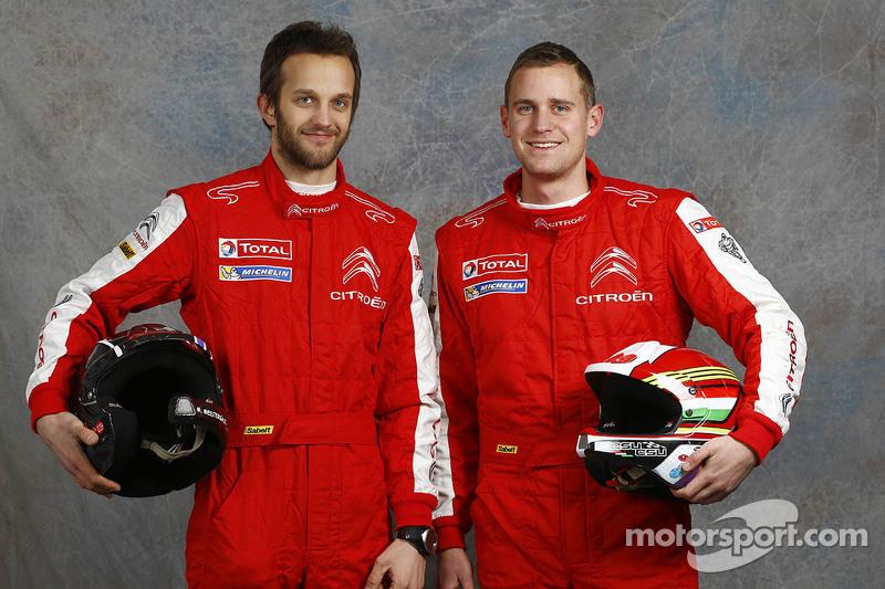 Kornel Lukacs y Mark Mesterhazi, Citroën Racing