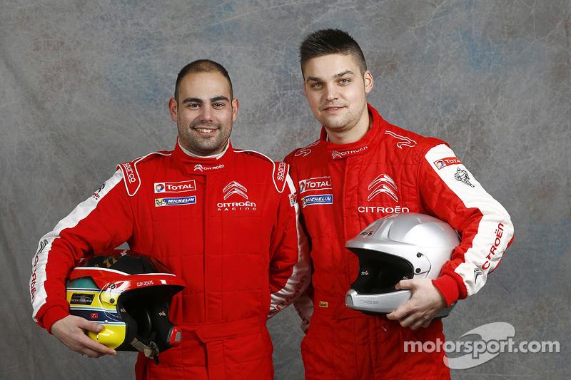 Terry Folb y Frank Le Floch, Citroën Racing