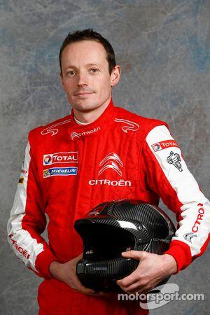 Benoit Fulcrand, Citroën Racing
