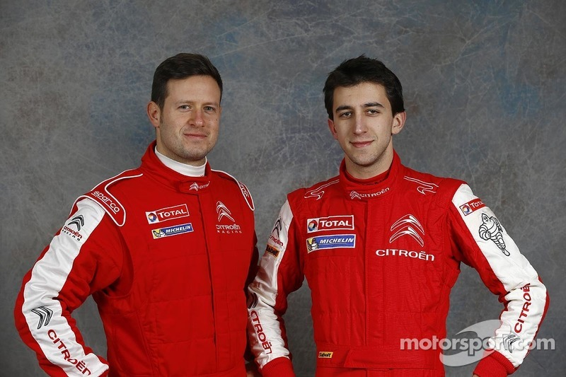 Alessandro Re y Giacomo Ciucci, Citroën Racing