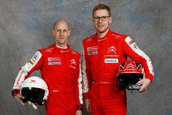 Christian Riedemann y Michael Wenzel, Citroën Racing