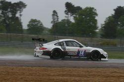 #14 Porsche Lorient Porsche 911 GT3R : Eric Mouez, Gilles Blasco, David Loger