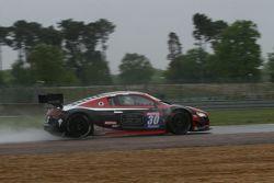 #30 Team Speedcar Audi R8 LMS Ultra : Julien Goujat, Florent Petit