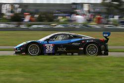 #36 Duqueine Engineering Ferrari 458 Italia : Bruno Strazzer, Romain Brandela, Dino Lunardi