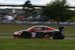 #30 Team Speedcar Audi R8 LMS : Julien Goujat, Florent Petit
