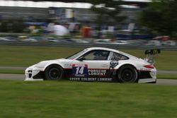 #14 Porsche Lorient Porsche 911 GT3 R : Eric Mouez, Gilles Blasco, David Loger