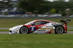 #6 Sport Garage Ferrari 458 Italia : Stéphane Lemmeret, Eric Cayrolle, Arno Santamato