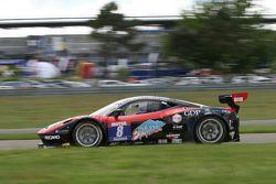 #8 Duqueine Engineering Ferrari 458 Italia : Gilles Duqueine, Roland Bervillé, Anthony Beltoise