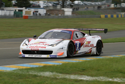 #9 Sport Garage Ferrari 458 Italia : Maxime Pialat, Nicolas Tardif, Soheil Ayari