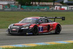 #7 Team Speedcar Audi R8 LMS Ultra : Claude Dégremont, Rémy Deguffroy, Laurent Cazenave