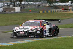 #3 Sébastien Loeb Racing Audi R8 LMS Ultra : David Halliday, Philippe Gaillard, Mike Parisy