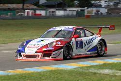 #1 IMSA Performance Matmut Porsche 911 GT3 R : Olivier Pernaut, Sébsastien Dumez, Raymond Narac