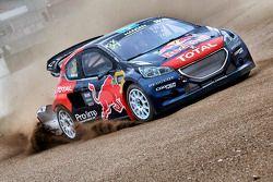 Timmy Hansen, Peugeot Hansen Takımı