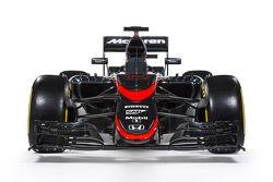 La nouvelle livrée McLaren