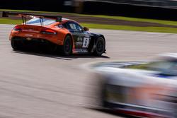 #6 Oman Racing Team Aston Martin Vantage GT3: Liam Griffin, Rory Butcher
