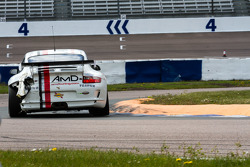#49 AMD Tuning Porsche 997 GT4: Graham Coomes, Jake Hill