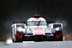 #7 Audi Sport Team Joest Audi R18 e-tron quattro Hybrid Marcel Fassler, Andre Lotterer, Benoit Trelu