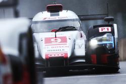 #9 Audi Sport Team Joest Audi R18 e-tron quattro HybridFilipe Albuquerque, Marco Bonanomi, Rene Rast
