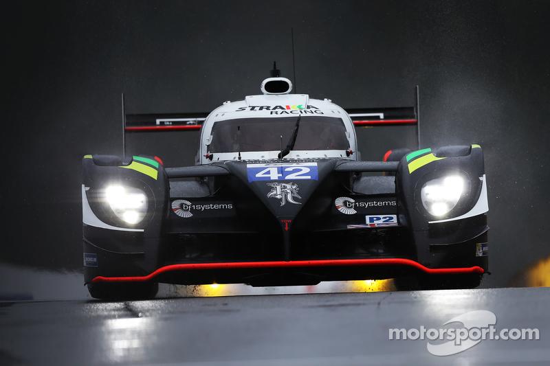 #42 Strakka Racing, Dome S103 Nissan: Nick Leventis, Danny Watts, Jonny Kane