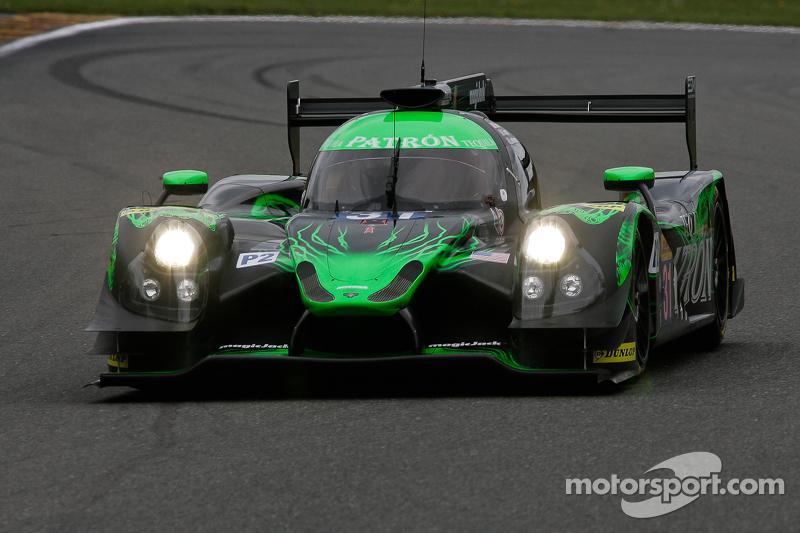 #31 Extreme Speed Motorsports, HPD ARX 04B-Honda: Ed Brown, Johannes van Overbeek, Jonathon Fogarty