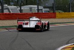 #8 Audi Sport Team Joest Audi R18 e-tron quattro Hybrid: Lucas Di Grassi,Loïc Duval, Oliver Jarvis