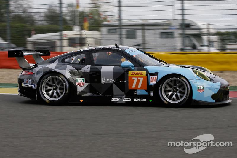 77 Dempsey Proton Competition Porsche 911 Rsr Patrick Dempsey