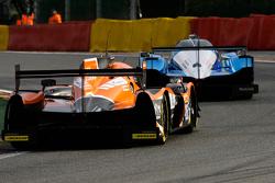 #26 G-Drive Racing Ligier JS P2尼桑: Roman Rusinov, Julien Canal, Sam Bird