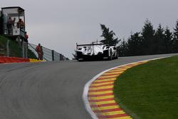 #19 Porsche Team Porsche 919 Hybrid Hybrid: Ніко Хюлкенберг, Ерл  Бембер, Нік Тенді