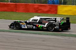 #42 Strakka Racing, Strakka Dome S103-Nissan: Nick Leventis, Danny Watts, Jonny Kane